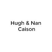 Hugh & Nan Caison